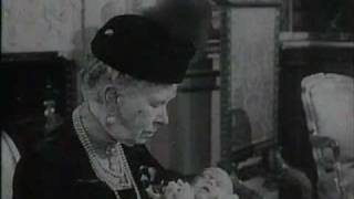 Vintage footage of Royal Family from 1948, 1949 & 1950