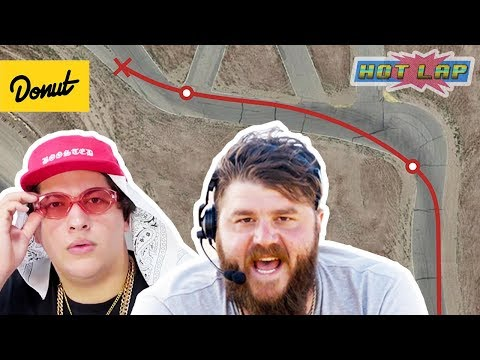 Tabasko Sweet Blows Minds at the Race Track  HOT LAP