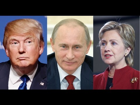 Russian Help In Trump Election Could Give Courts Legal Authority to Install Hillary Clinton