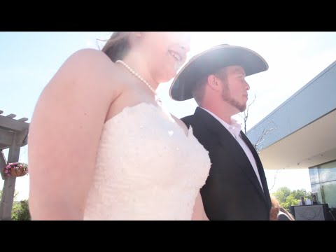 Still tangled up in you... (Wedding Video)