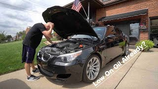 my-unreliable-bmw-m5-started-acting-unreliable-on-the-first-day