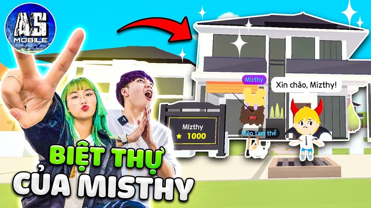 [Play Together] Lần Đầu Tiên AS Tham Quan Nhà Misthy   AS Mobile Gamer