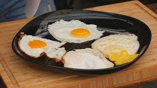 4 triki na sadzone jajka /  Oddaszfartucha