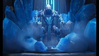 Fortnite | Special Snow storm event giant tier 100 skin — Ice King!