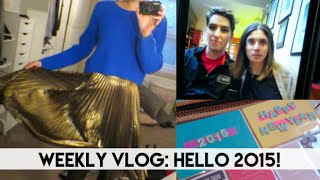 Hello 2015 // Lily Pebbles Weekly Vlog