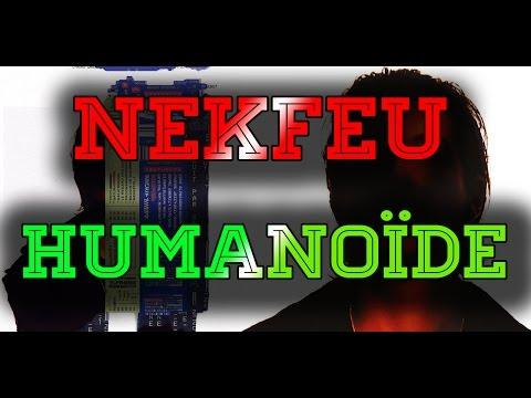 NEKFEU - HUMANOÏDE  (ALBUM CYBORG) ► LIEN TÉLÉCHARGEMENT 🎵