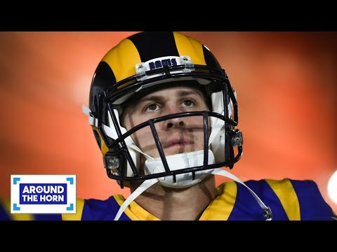 Jared Goff is the Rams' problem - Bill Plaschke | Around the Horn
