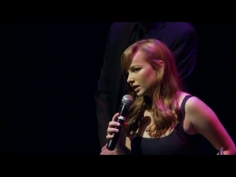 Ashley Rickards La Femme 2015 Rising Star Award Speech
