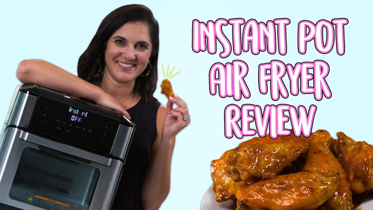 Instant Pot Has An Air Fryer Y All Instant Vortex Plus Air