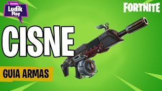 REVIEW CISNE ? FORTNITE SAVE THE WORLD SPANISH GUIDE WEAPONS