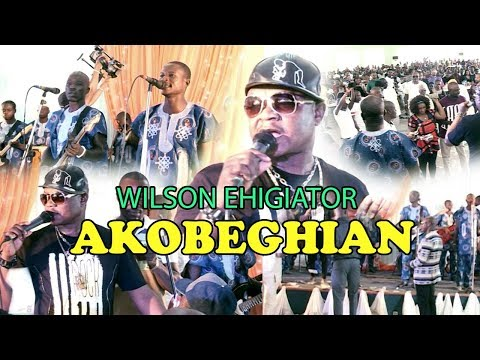 Akobeghian live on stage [Akpasubi SNIPPETS] - Benin Music Live On Stage