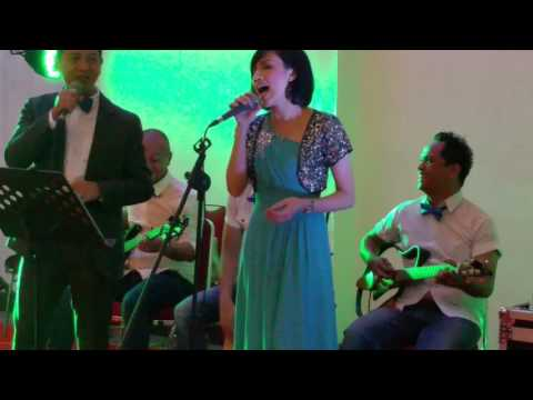 band akustik TOP 40 lagu POP untuk resepsi pernikahan jakarta selatan