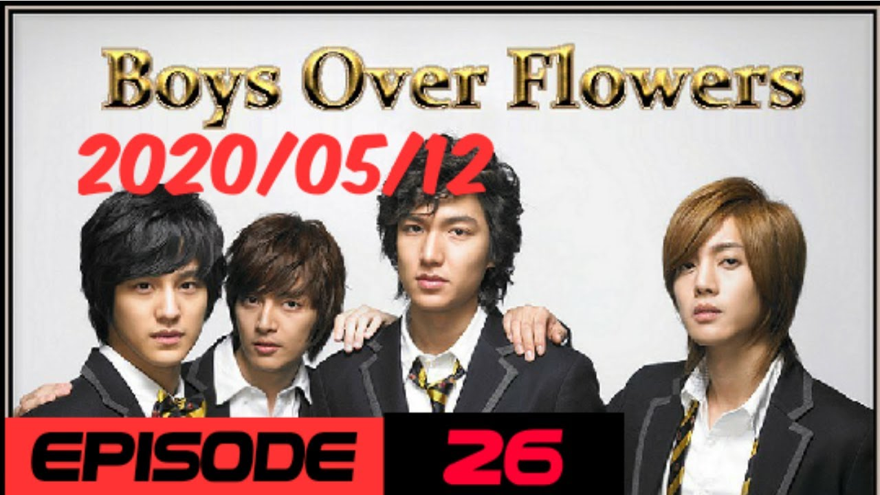Boys Over Flowers Final Episode 25 Engsub Hd Plz Do Subscribe For More Youtube