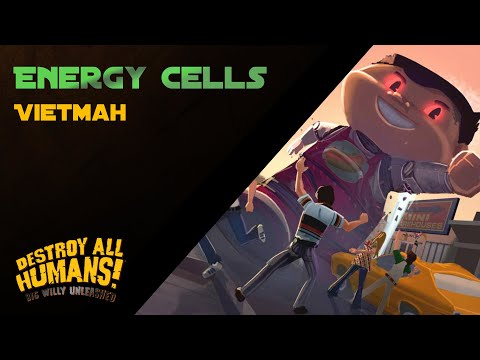 Big Willy Unleashed - Vietmahl Energy Cells