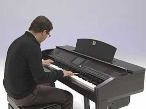Clavinova CVP - Music Finder