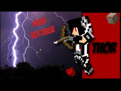 Minecraft Arc (flèches) électrique Tuto 1.8