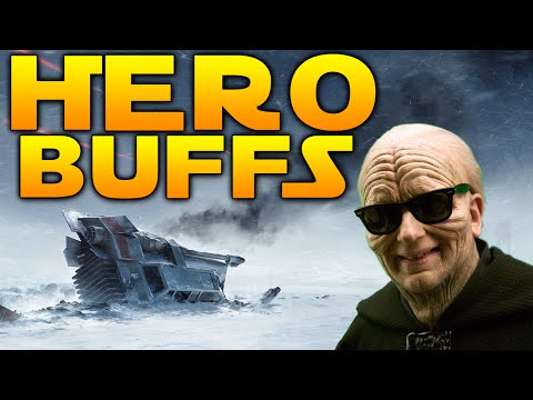 Star Wars Battlefront News: Boba Fett & Palpatine Buff, Explosive Shot/Pulse Cannon Nerf & More!