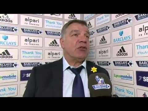 Sam Allardyce West Ham boss shocked by boos after Hull win