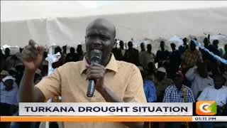 Turkana leaders oppose planned funds drive