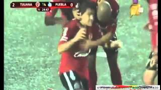 Xolos Tijuana vs Puebla 2-0 Jornada 1 Apertura 2012 Liga MX [20-07-12]