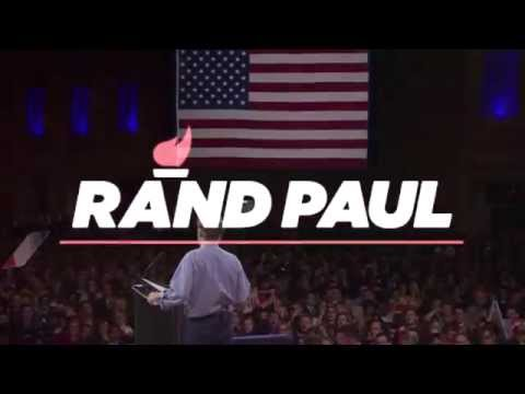 Rand Paul 2016 - A New President