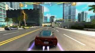 Asphalt 7: Heat Windows 8 Gameplay