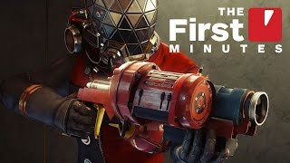 The First 11 Minutes of Prey