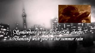 Belinda Carlisle - Summer Rain - Lyrics [HD]