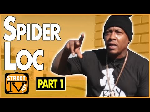 Spider Loc on growing up in Compton & Los Angeles and being influenced by older brothers
