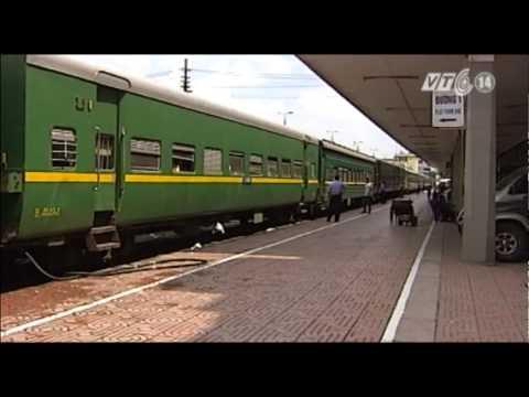 VTC14_Nâng cấp tuyến Bắc - Nam cho tàu hỏa chạy 80-120 km/giờ_08.09.2013