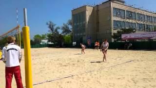 III Клубный турнир АССК России Крым. Пляжный волейбол Петрозаводск-Симферополь