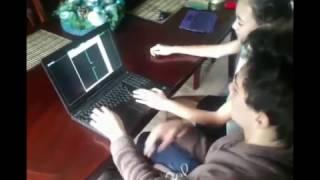 Motocyclettes Tron - jeu vidéo - 160 lignes de code JavaScript (français)