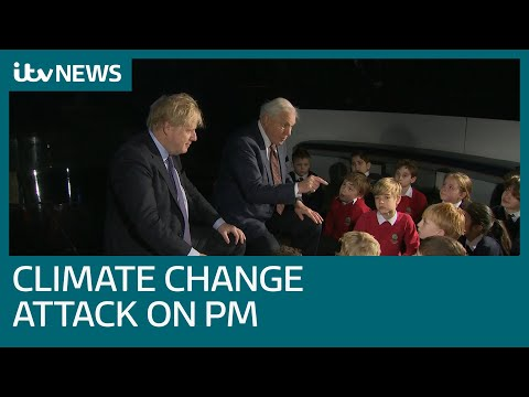 Boris Johnson Vows Climate Action After Attack By Sacked Summit Chief Claire O'Neill | ITV News