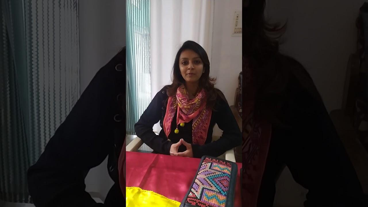 Tarot Card Reading Prediction Review By Tanvi Maheshwari A Famous Fashion Designer Delhi Youtube