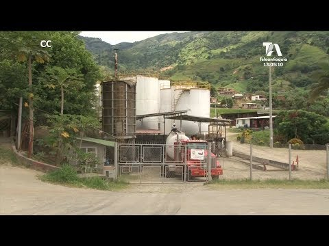 La comunidad de la vereda San Andrés de Girardota pidió el retiro de la empresa Biochemical