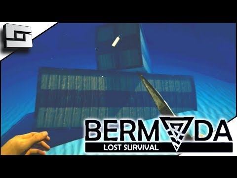 UPDATE! Mysterious Crates?! Bermuda Lost Survival Gameplay E4