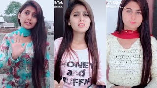 Harman Jot Kaur Best Tiktok Video 2019 / Harman Jot Kaur Viral Musically Videos  !