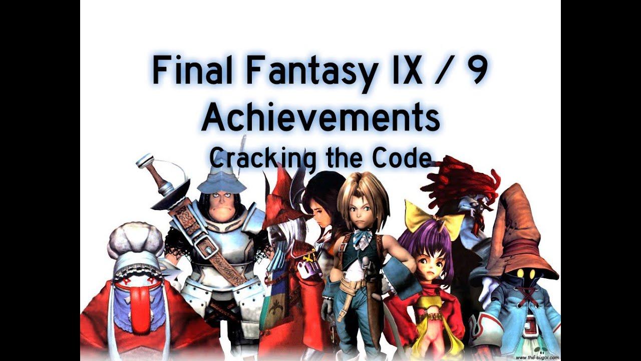Final Fantasy IX / 9 - Achievement Over The Moon