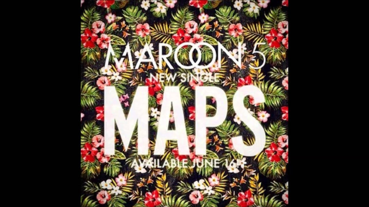 maroon 5 maps mp3 song free download