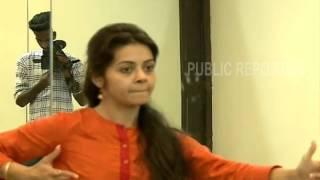 Gopi Aka Devoleena Bhattacharjee | Dance Practice | Star Parivar Awards 2016