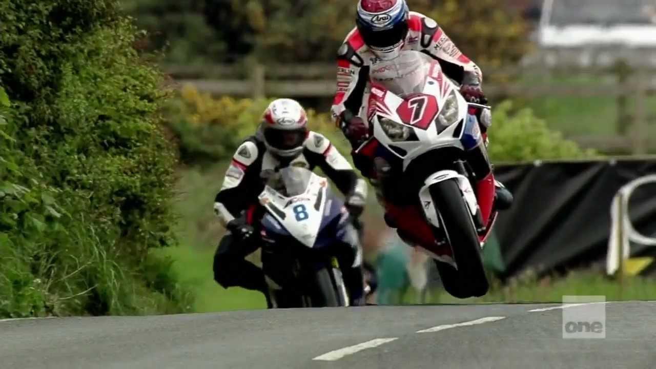 a mais perigosa corrida de motos do mundo isle of man tt 2012
