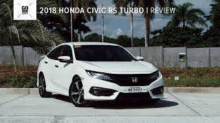 2018 Honda Civic RS Turbo Review: Still The Class Leader?