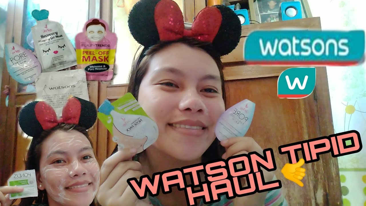 Watson S Haul Ponds Perfect Care Facial Wash Review Youtube