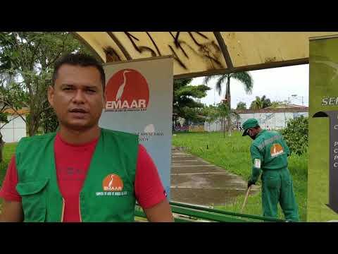 EMAAR participó en la recuperación del parque de la Juventud