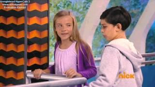 Wits Academy - Ethan teletransporta o Bolo pra muita mar Sorte -