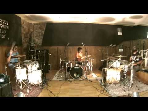 I AM NOT FORGOTTEN (ISRAEL HOUGHTON) COVER DRUM 3D-RUMS