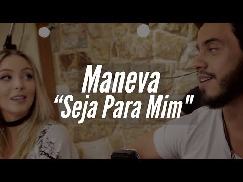 Seja Para Mim - MAR ABERTO Cover Maneva
