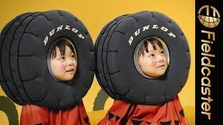 【メイキング】SNSで大人気の双子「あゆな・ゆいな」がかわいい