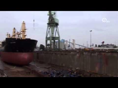 Goed nieuws voor Antwerp Ship Repair