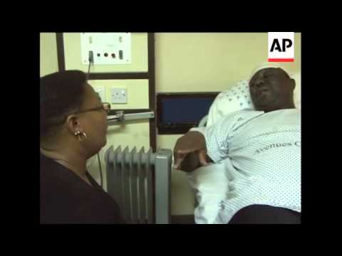 Tsvangirai recovering after crash in which wife killed